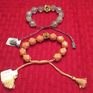 Loft Accent adjustable bracelet